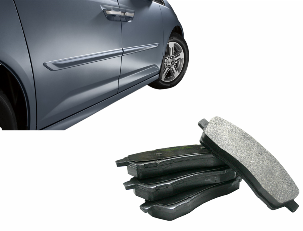 automotive molding-auto brake pads-barite for automotive molding and brake pads-9X Minerals